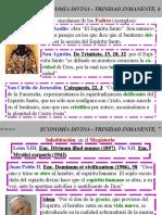 ECONOMÍA DIVINA Y TRINIDAD INMANENTE 2