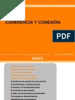 COHERENCIA Y  CONEXIÓN