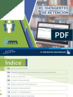 RC IVA AGENTES DE RETENCION 18
