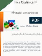 Introdução a Química Orgânica DF 2018