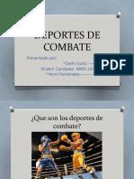 Deportes de Combate Word