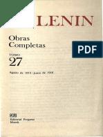 Obras completas. Tomo 27 (agosto 1915 - junio 1916) - Vladimir I. Lenin.pdf