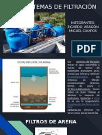 Sistemas de Filtración