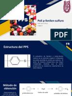 Poli-p-fenilen-sulfuro