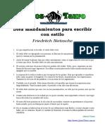 Diez mandamientos para escribir con by Nietzsche Friedrich (z-lib.org) (1).doc