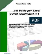 Visual Basic per Excel guida completa