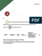 National Expenditure Program FY 2020.pdf