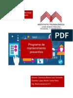 Programa de mantenimiento preventivo .pdf