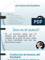 Producción de Quesos del Nordeste.pptx