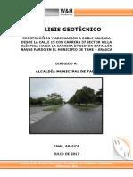 INFORME ANALISIS GEOTECNICO