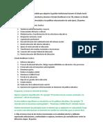 2do Parcial PE Polìtica Educativa UBP