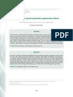 Bacteriófagos aspectos generales y aplicaciones clínicas