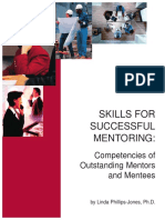 SKILLS FOR SUCCESSFUL MENTORING