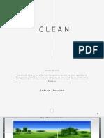 Clean - non - animated copy