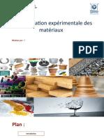 Caractérisation expérimentale des matériaux.pptx