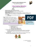 6.Artística y DHI 4to