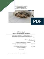 Informe 4 granulometria