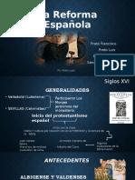 REFORMA ESPAÑOLA