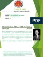 Método Suzuki Noé Llamocca