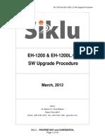 EtherHaul 1200 & 1200L.v2 SW Upgrade Procedure (Mar 2012)