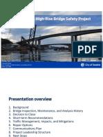 West Seattle Bridge presentation