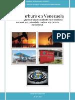 Campos Petroleros en Venezuela