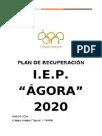 PLAN-DE-RECUPERACIÓN-DE-CLASES-COLEGIO-ÁGORA