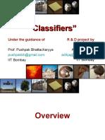 cs621-lect29-classifiers-2009-10-22