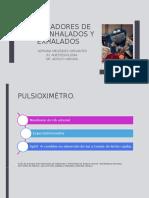 ANALIZADORES DE GASES INHALADOS Y EXHALADOS
