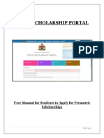 User Manual_Prematric Scholarship Application Submission_new1