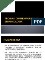 Teorias Contemporaneas en Psicologia