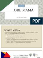 Score mamà_PP.pptx