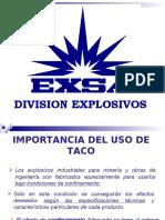 EXSA- (Taco)