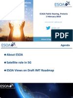 esoa-Presentation-on-2018-IMT-Roadmap