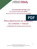 Reglamentación de Examenes Finales - CARRERAS - Centro de eLearning UTN-BA Julio 2018.pdf