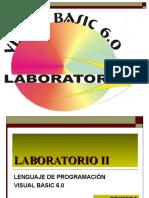 Visual Basic 6.0 - Laboratorio