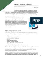 libredelacteos.com-Dieta baja en FODMAP  listado de alimentos.pdf