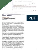 Folha de S.Paulo - Colunistas - Pasquale Cipro Neto - _A candidatura de animais_ - 23_08_2012