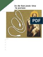 El cíngulo de San José