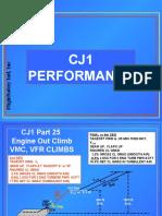 Cessna CJ1 PERFORMANCE