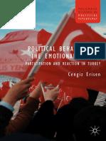 Bagi '(Palgrave Studies in Political Psychology) Cengiz Erisen (auth.) -  Political Behavior and the Emotional Citizen_ Participation and Reaction in Turkey-Palgrave Macmillan UK (2018).pdf'.pdf