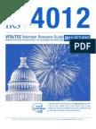 IRS Publication 4012 Volunteer Resource Guide