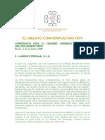 EL OBLATO CONTEMPLATIVO HOY.pdf
