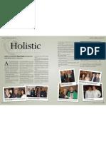 Holistic is the new black - Amar Trivedi