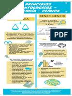 Infografía - principios deontologícos psicología