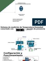Presentación trabajo IOT