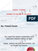 Journey to the End of the Earth - Day 2