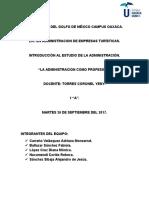 ADMINISTRACION COMO PROFESION (ENSAYO)
