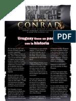 NOE GONZALEZ EN EL CONRAD - comunicado Nº1