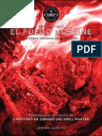 Recetario Digital Vol. 4 - El Fuego Nos Une